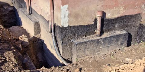 5 Signs a House Needs Foundation Repair, Jefferson, Missouri