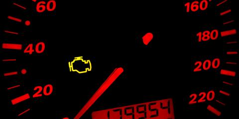Auto Service Experts List 5 Reasons Your Check Engine Light May Be On, Anchorage, Alaska