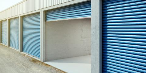 3 Tips for Choosing a Storage Unit, Middle Creek, Nebraska
