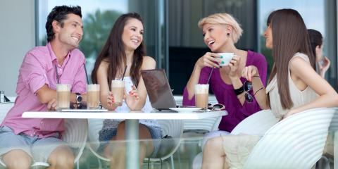 4 Coffee Drinks to Sip at a Shopping Mall, Oyster Bay, New York