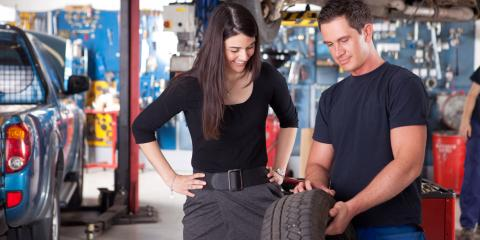 What Do You Need to Know About Tire Tread?, Lemay, Missouri