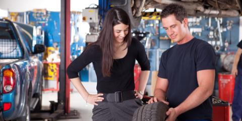 Auto Service Gives Tips on How to Store & Care for Your Wheels & Tires, Wentzville, Missouri