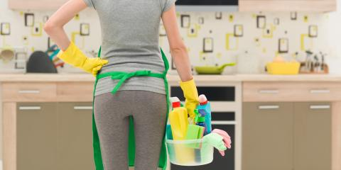Remember These 4 Chores During Move-Out House Cleaning, Honolulu, Hawaii
