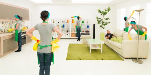 House Parties Require House Cleaning: Why You Should Hire a Pro, Seattle, Washington