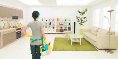5 Cleaning Practices That Can Add to the Mess, Honolulu, Hawaii