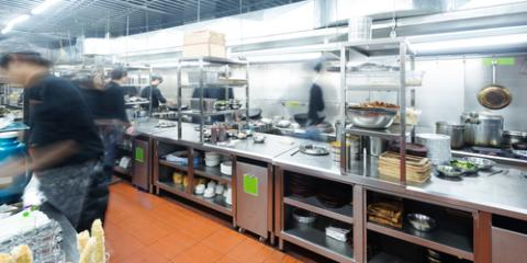 Why You Need Good Walk-In Refrigerator Floors in a Commercial Kitchen, Lynbrook, New York