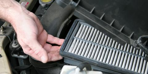 A Breakdown of the 5 Different Car Filters, Hilo, Hawaii