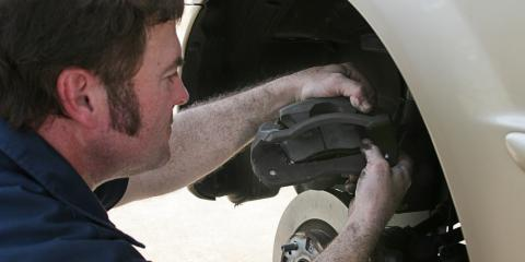 Expert Shares 4 Signs It Might Be Time for Brake Service, Kailua, Hawaii