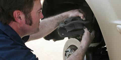 4 Signs That Tell You When It's Time for Brake Repair, Greensboro, North Carolina