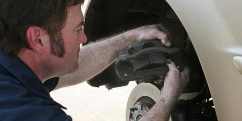 Auto Repair Shop Explains How to Determine When You Need New Brakes, West Chester, Ohio