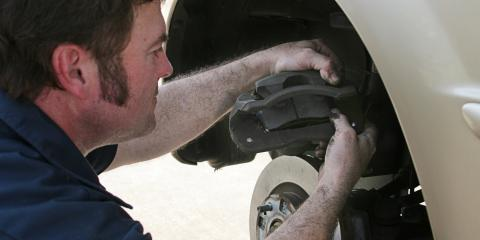 5 Signs Your Vehicle Needs Brake Service, Stafford, Texas
