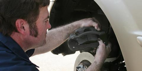 3 Signs It's Time to Schedule Brake Repair Service, North Dansville, New York