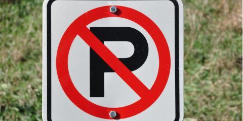 5 Parking Lot Signs Your Business Needs, Wahiawa, Hawaii