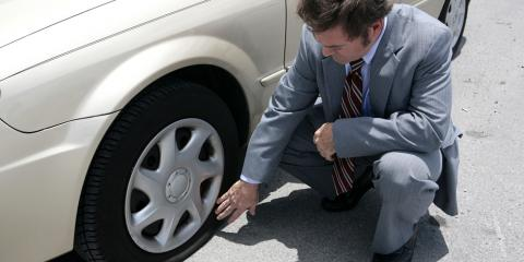 Why You Should Call a Towing Service for a Flat Tire, Mountain Home, Arkansas