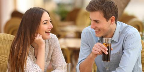 5 Questions That Will Help You Conquer the First Date Jitters, Aliso Viejo, California