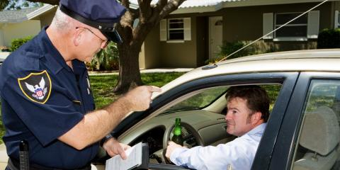 What to Expect If You're Pulled Over for a DUI, North Gates, New York