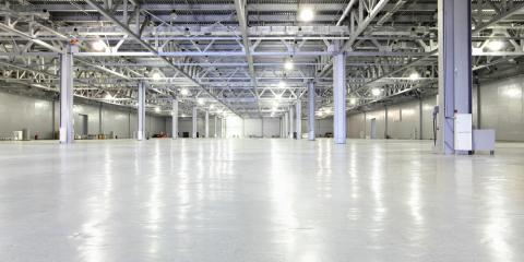 3 Benefits of Polished Concrete Flooring for Commercial Properties, New York, New York