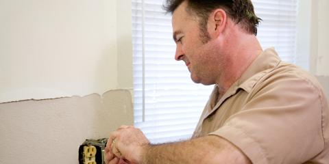 3 Signs You May Need to Replace Old Electrical Wiring, Tesson Ferry, Missouri