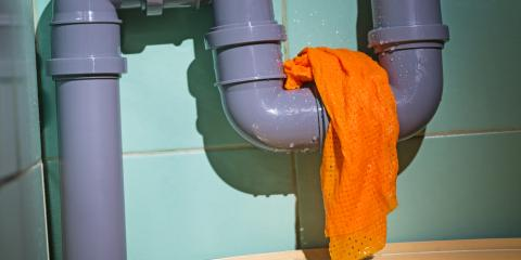 Can Leaking Pipes Attract Pests? , High Point, North Carolina