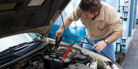 A Brief Guide to Jumpstarting a Car Battery, Honolulu, Hawaii