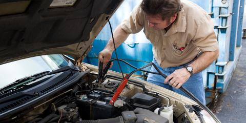 5 Signs Your Car Battery Is Dying , Chillicothe, Ohio