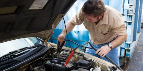 What to Do If Your Car Battery Dies, Thomasville, North Carolina