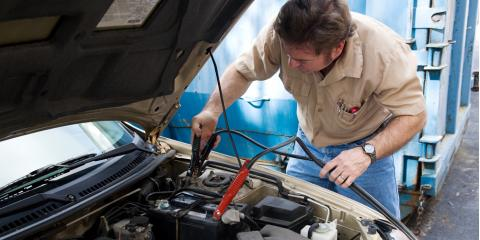 4 Signs You Need a Car Battery Replacement, East Franklin, Pennsylvania