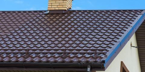 3 Benefits of Metal Roofing, Slocomb, Alabama
