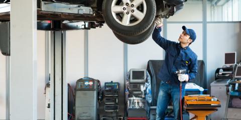 3 Indicators You Need Vehicle Suspension Repairs, Anchorage, Alaska