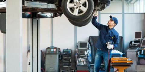 3 Parts a Mechanic Will Look at During an Auto Inspection, Wentzville, Missouri