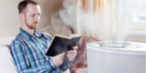 Improve Your Health and Indoor Comfort With a Humidifier, Ellicott City, Maryland