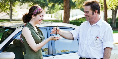 How to Choose the Right Car for a Teen Driver, Foley, Alabama