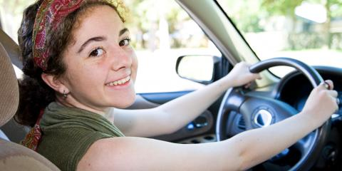 A Car Insurance Company Offer 3 Ways to Keep Your Teen Safe Behind the Wheel, Florence, Kentucky