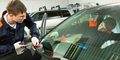 Auto Glass Repairs or Replacement for a Chipped Windshield?, Kalispell Northwest, Montana