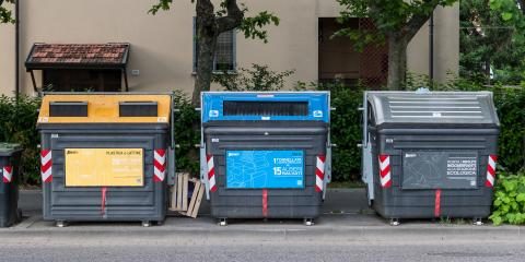 3 Dumpster Rental Sizes to Consider, Linville, Virginia