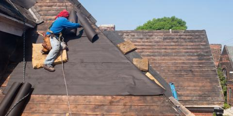 4 Important Signs You Need a Roof Replacement, Lexington-Fayette, Kentucky