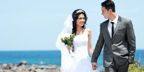 An Introduction to Wedding Venue Dress Codes , Manoa Grand