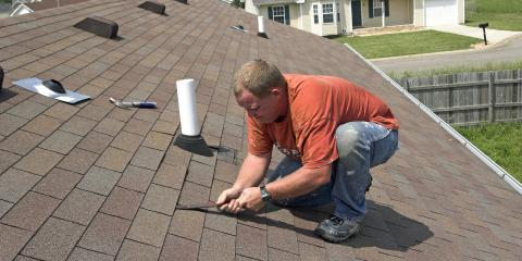 How a Roofer Makes the Repair Process Less Stressful, New Haven, Connecticut