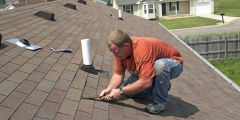 Prime Areas for Roofing Leaks, Kearney, Nebraska