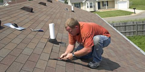 Prime Areas for Roofing Leaks, Kearney, Nebraska