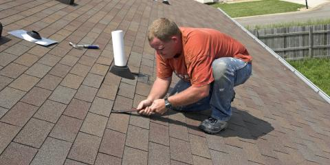 Why Is My Roof Leaking? Local Residential Roofing Team Explains, Cincinnati, Ohio