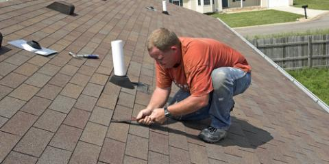 4 Steps to Handle a Leak Caused by Roof Damage, Omaha, Nebraska