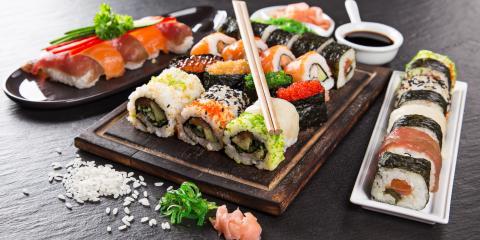 The Do's & Don'ts of Eating Sushi, Honolulu, Hawaii