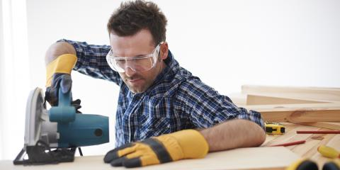 Safety Tips When Using Power Tools, Cincinnati, Ohio