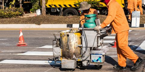 What Are Traffic Coatings?, Honolulu, Hawaii