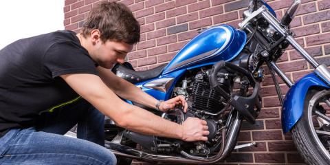Follow These 5 Tips to Ensure Your Motorcycle Is Ready for Winter, Fairfield, Ohio
