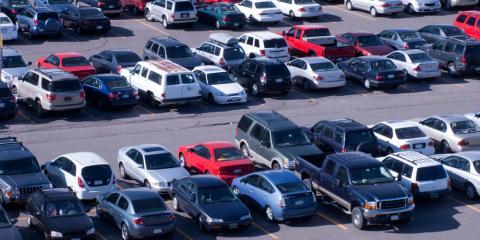 Transform Your Parking Lot With Professional Pavement Marking, Koolaupoko, Hawaii