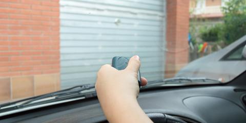 3 Reasons To Schedule Annual Garage Door Maintenance, Cincinnati, Ohio