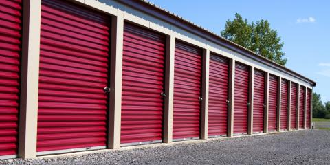 Is There a Difference Between Self-Storage & Mini Storage? , Anchorage, Alaska
