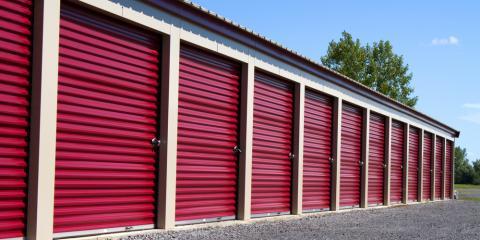 How to Determine What Storage Unit Size You Need, Dalton, Georgia